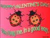 thumbs bug valentine me Free Valentine Ecards