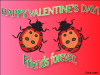thumbs bugs friends forever Free Valentine Ecards