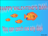 thumbs catch fish valentine Free Valentine Ecards