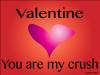 thumbs crush valentine Free Valentine Ecards