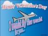 thumbs fly world valentine Free Valentine Ecards