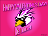thumbs love birds bemine Free Valentine Ecards