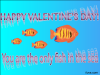 thumbs only fish valentine Free Valentine Ecards