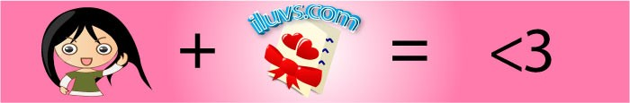 iluvs free valentine ecards